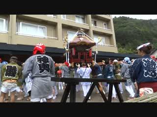みやぎ・鳴子温泉神社お神輿
