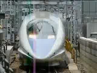 新幹線 500系 & N700系