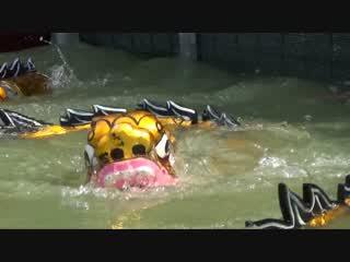 ベトナム水上人形劇in九国博