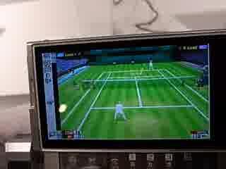 ケータイテニス