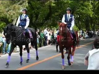 2011『葵祭』賀茂街道より Aoi Festival in Kyoto ニコンD3s