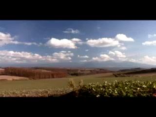 北海道上富良野・美瑛 秋の雲