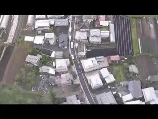 【こちら航空部】児童の列に車突っ込む…18歳逮捕 京都・亀岡