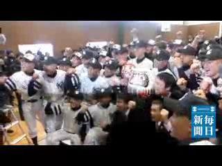【毎日動画】2013年センバツ出場決定 京都翔英(京都)