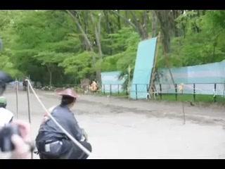 葵祭 流鏑馬神事