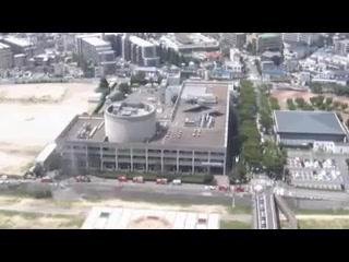 宝塚市役所で放火