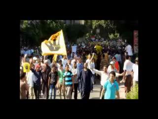 エジプト ムスリム同胞団による8月23日のデモ