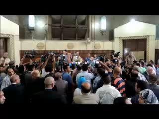 エジプト 同胞団初公判