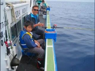 Fishing MOLAMOLA 真鯛釣り