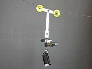 凧糸用.吊り機