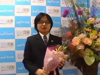 大庭美樹女流初段インタビュー
