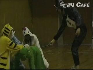 【三周年スペシャル】ダウト耐久体育館鬼ごっこ(前)