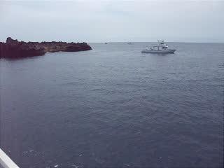 白鳥湾海域