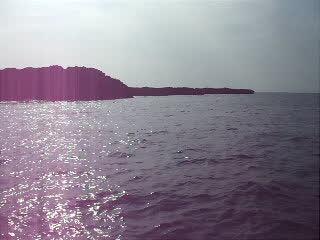 マリンレイク海域