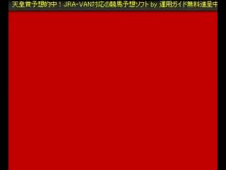 日本ダービー的中!【投資競馬で収入UP!】JRA-VAN対応IPAT連動競馬ソフト