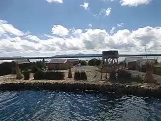 世界最大の湖 チチカカ湖