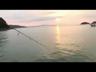 メジロ3連発 広島県沖〜しまなみ海道 ジギング