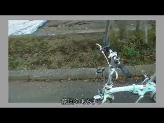 富士吉田を自転車で散策気味