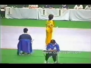 Changquan The 19th All Japan Wushu Taijiquan Championships 2002