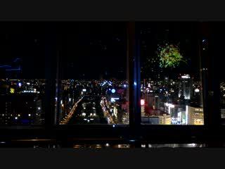 名古屋テレビ塔 展望台 マッピング