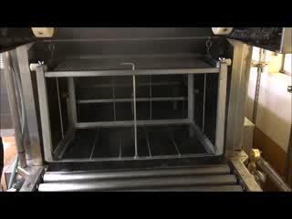 連続洗浄殺菌装置  WS-3600型