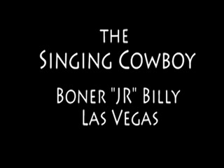 "Boner ""Elvis"" Billy in Las Vegas"