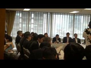 平沢勝栄議員「外務部会」報告