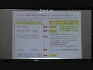 【TPP迷走】(7/8)かのん倶楽部(in南新宿)での講演(2014年10月)【田淵隆明氏】
