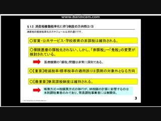 【簡易課税】(11/14)内税・税込経理なら事実上単一税率維持★食品安全強化