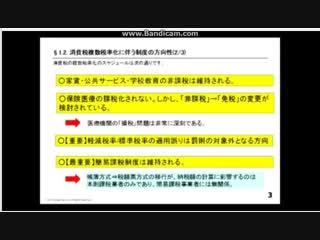 【簡易課税】(11/14)<別角度>内税・税込経理なら事実上単一税率維持★食品安全強化