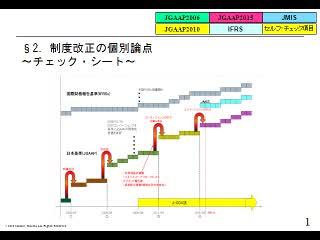 【監査強化の流れ】(2/3)会計法令改正最新版