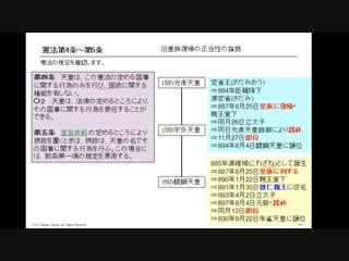【金八アゴラ(2016/08/12)第1部】(2/2)天皇陛下の生前退位問題(後編)