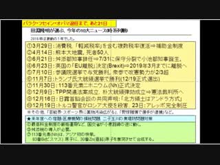 【金八アゴラ(2016/12/30)】(10/10)田淵氏の10大ニュース(下)