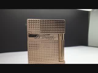 デュポン モンパルナス ピンクゴールド 16424 ライター