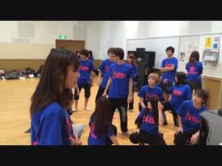 合宿dancing