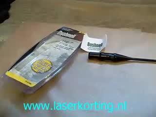 Laser boresighter