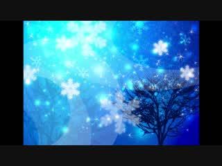 雪夜【オリジナルインスト曲】