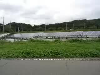加東市の景観を破壊するソーラーパネルの現状その1